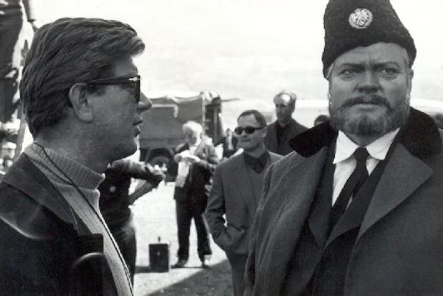 The Battle of Neretva (1969) with Orson Welles